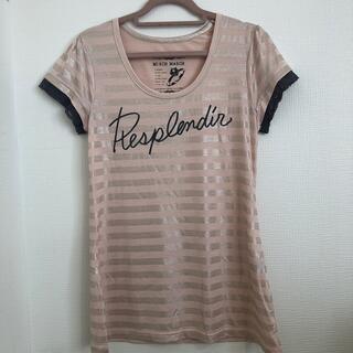 ミッシュマッシュ(MISCH MASCH)のTシャツ シアー ミッシュマッシュ(Tシャツ(半袖/袖なし))