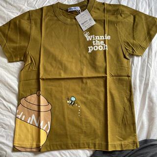 クマノプーサン(くまのプーさん)のくまのプーさん Tシャツ(Tシャツ(半袖/袖なし))