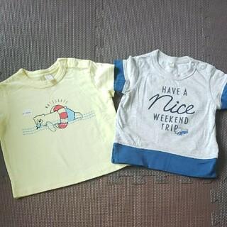 F.O.KIDS -  半袖Tシャツ  アプレレクール 80 2枚セット