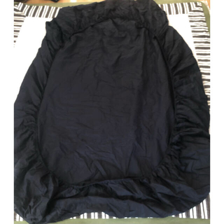 クイーンサイズ ボックスシーツ ブラック