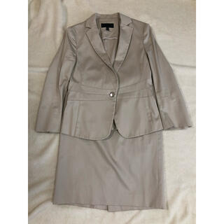 アイシービー(ICB)のicb☆ベージュジャケット&スカートセットアップ スーツ(スーツ)