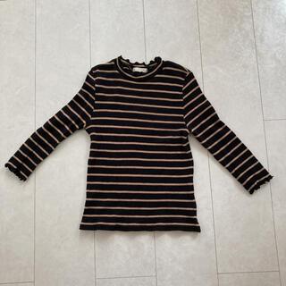 エージーバイアクアガール(AG by aquagirl)のボーダーカットソー(Tシャツ/カットソー(七分/長袖))