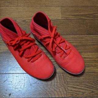 adidas - 子供 サッカー スパイク☆adidas 23.0cm