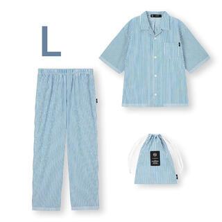 UNDERCOVER - GU UNDERCOVER パジャマ BLUE Lサイズ
