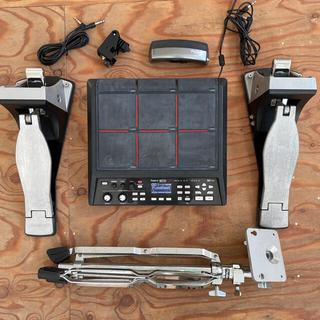 ローランド(Roland)のローランド SPD-SX 電子ドラム サンプラー パッド トリガー セット売り(電子ドラム)