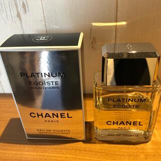 CHANEL - CHANEL EGOISTE PLATINUM
