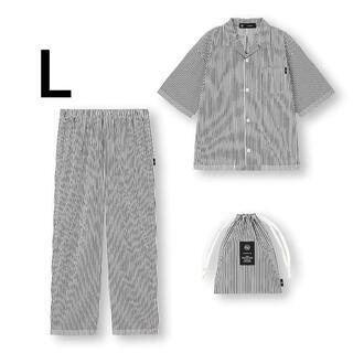 UNDERCOVER - GU UNDERCOVER パジャマ BLACK Lサイズ