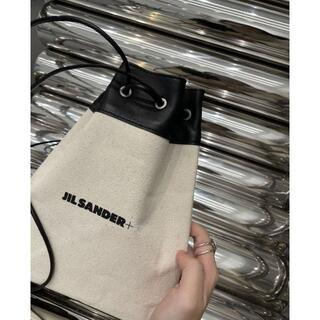 Jil Sander - JIL SANDER レザーバケットバック