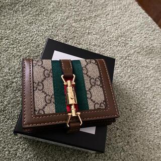 Gucci - カードウォレット 財布 ミニウォレット