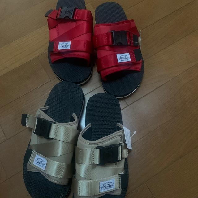 HAWKINS(ホーキンス)のホーキンス サンダル 箱なし レディースの靴/シューズ(サンダル)の商品写真