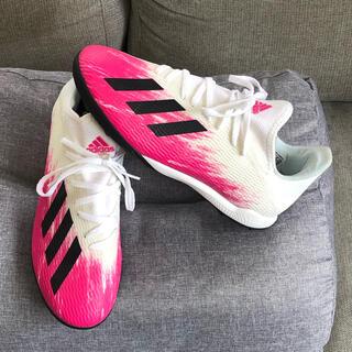 アディダス(adidas)の新品未使用 アディダス サッカー トレーニング シューズ(シューズ)