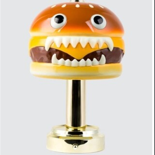 UNDERCOVER × MEDICOM TOY HAMBURGER LAMP(その他)