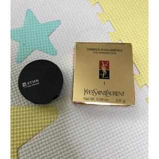 Yves Saint Laurent Beaute - 新品未使用 イヴサンローラン アイシャドウ 2色 YSL