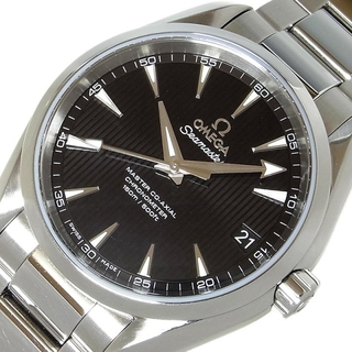 オメガ(OMEGA)のオメガ OMEGA シーマスター アクアテラ コーアクシャル 腕時計 【中古】(その他)
