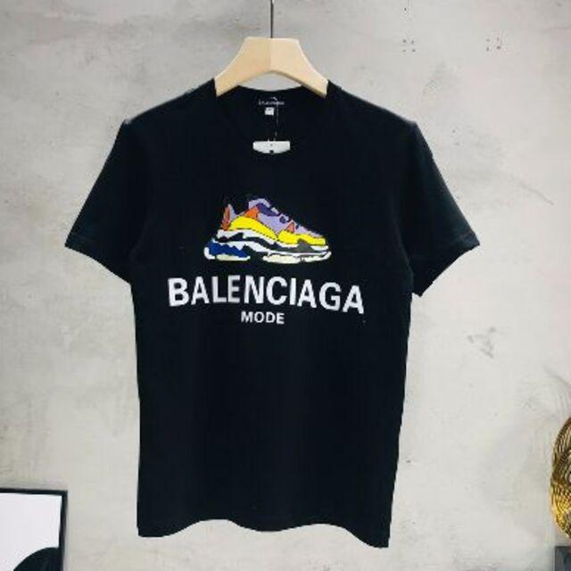 Balenciaga(バレンシアガ)の2枚9000BALENCIAGAー半袖Tシャツ  レディースのトップス(Tシャツ(半袖/袖なし))の商品写真
