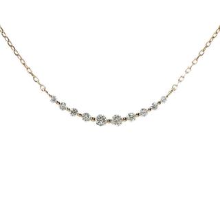 ヴァンドームアオヤマ(Vendome Aoyama)のヴァンドーム青山  ダイヤモンド ネックレス・ペンダント(ネックレス)