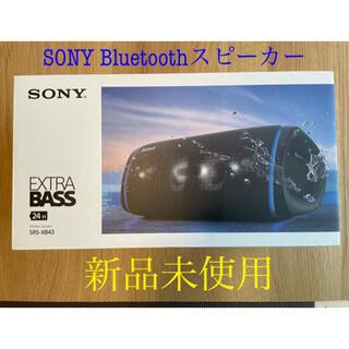 SONY - SONY ソニー Bluetoothスピーカー SRS-XB43 BC ブラック
