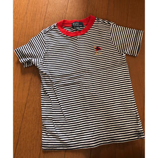POLO RALPH LAUREN - 子供服 ラルフローレン 半袖Tシャツ サイズ100 美品