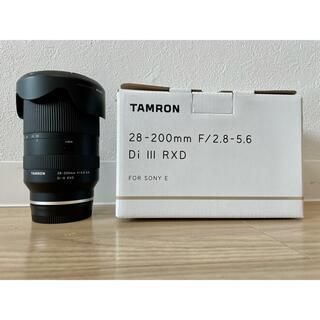 TAMRON -  タムロンTAMRON 28-200mm F2.8-5.6 Di III RXD