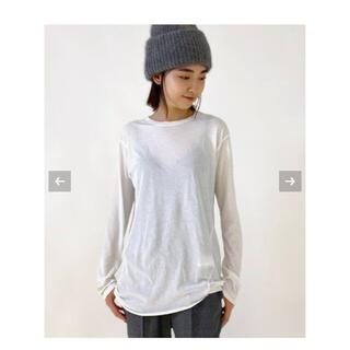 L'Appartement DEUXIEME CLASSE - 【USED】AP STUDIO Distortion Tシャツ