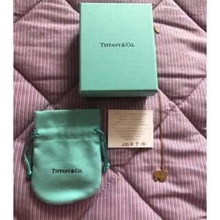 Tiffany & Co. - Tiffany象モチーフネックレス