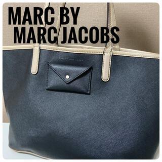 MARC BY MARC JACOBS - Marc by Marc Jacobs マークジェイコブス トートバッグ 黒