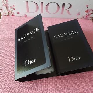 Dior - ディオールソヴァージュセット