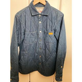 ネイタルデザイン(NATAL DESIGN)のNATAL DESIGN ネイタルデザイン キルテッドシャツ4 デニムジャケット(Gジャン/デニムジャケット)