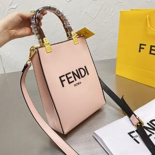 FENDI 人気 ファッション トートバッグ  ショルダーバッグ