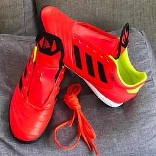 アディダス(adidas)の新品未使用 アディダス サッカー トレーニング シューズ コパ 18.3 TT(シューズ)
