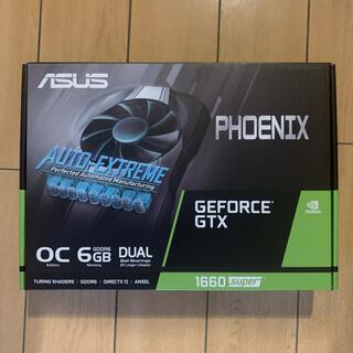 ASUS - 新品 ASUS GeForce GTX1660 SUPER 6GB OC
