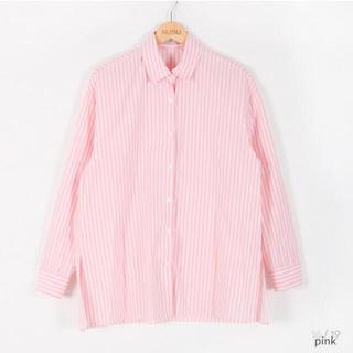 TODAYFUL - nugu nellie bly stripe shirt