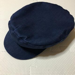 アズールバイマウジー(AZUL by moussy)のAZUL BY MOUSSY キャスケット 帽子 キャップ(キャスケット)
