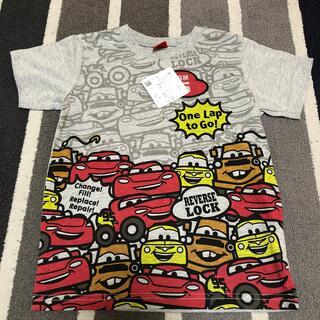 ディズニー(Disney)の新品 cars カーズ 120cm Tシャツ ピクサー ディズニー(Tシャツ/カットソー)