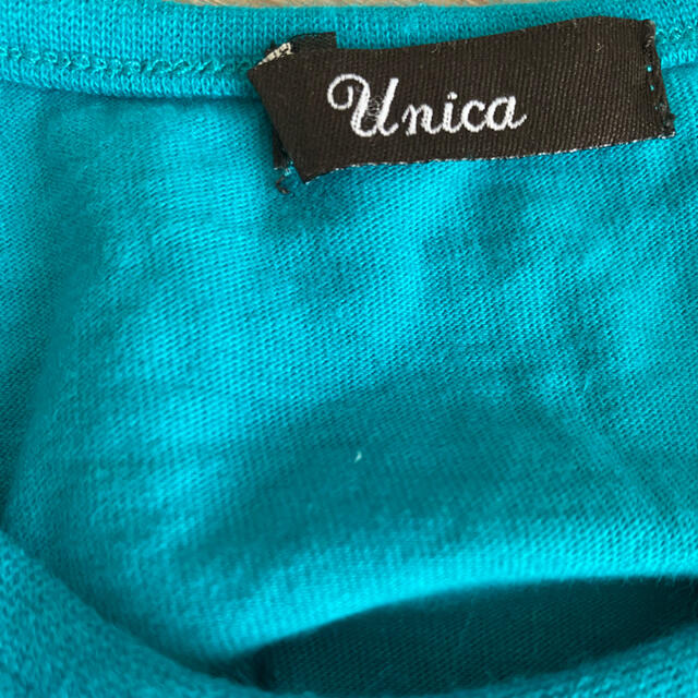 UNICA(ユニカ)のUNICA ワンピース キッズ/ベビー/マタニティのキッズ服女の子用(90cm~)(ワンピース)の商品写真