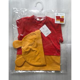 ディズニー(Disney)のプーさん Tシャツ 帽子 セット(Tシャツ/カットソー)