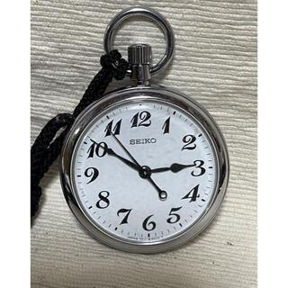 SEIKO - SEIKO  懐中時計 鉄道時計 電池交換済 7C11-0010
