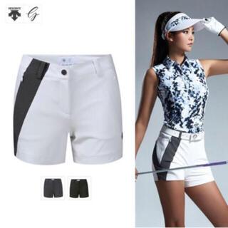 DESCENTE golf デサント ゴルフ 韓国 ショーツパンツ(ウエア)