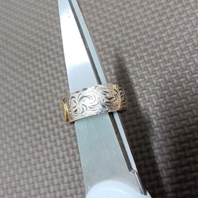 goro's(ゴローズ)のgoro's リング21号 メンズのアクセサリー(ネックレス)の商品写真