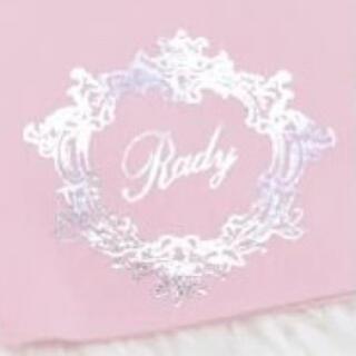 Rady - ホテルシリーズ  ノベルティ  ピンク