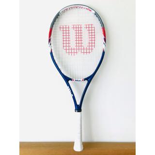 【US限定】ウィルソン『US OPEN/USオープン』テニスラケット/新品同様