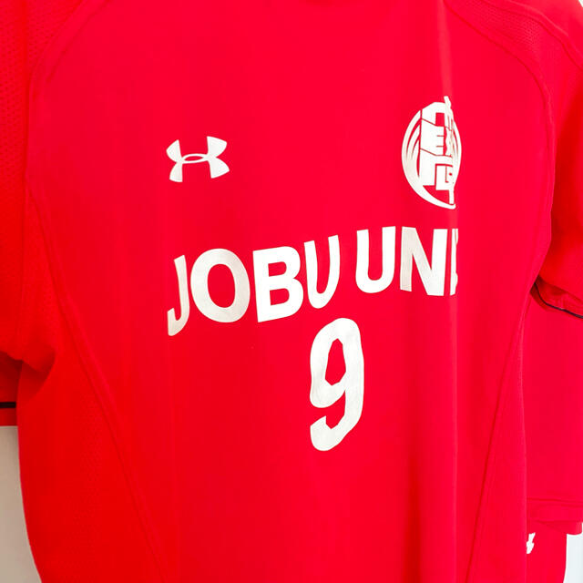 UNDER ARMOUR(アンダーアーマー)の上武大学 サッカー部 上下 キーパー ユニフォーム スポーツ/アウトドアのサッカー/フットサル(ウェア)の商品写真