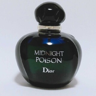 Christian Dior - ディオール ミッドナイトプワゾン オードパルファム 50ml 廃盤 香水 レア物