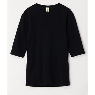 ENFOLD - nagonstans 5分袖Tシャツ