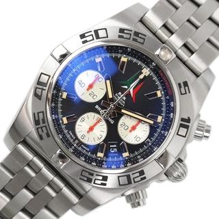 ブライトリング(BREITLING)のブライトリング BREITLING クロノマット44 腕時計 メンズ【中古】(その他)