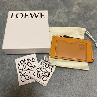 LOEWE - 5/17まで掲載 新品未使用 LOEWE ロエベ コイン&カードホルダー 財布