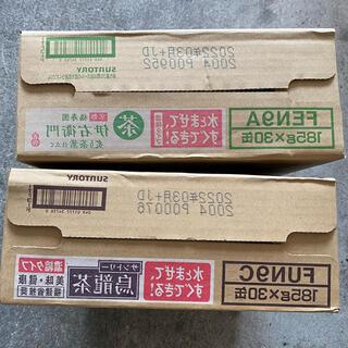 サントリー(サントリー)のサントリー濃縮缶 60本(茶)