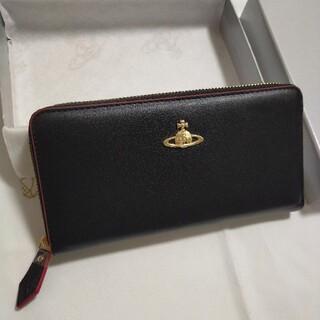 ヴィヴィアンウエストウッド(Vivienne Westwood)のVivienne Westwood ブラック 新品未使用 シンプル(財布)