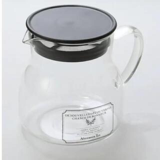 AfternoonTea - アフタヌーンティー  耐熱ティーポット 茶こし機能が付いてます