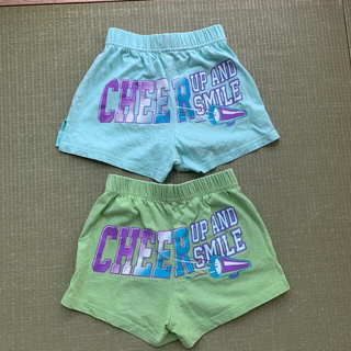 チアー(CHEER)のえもえも♡様専用 POMCHE ポムシェ チアパン JMサイズ 2枚セット(ダンス/バレエ)